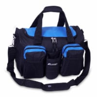 Everest Sports Duffel - Royal Blue/Black