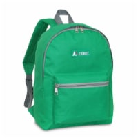 Everest Basic Backpack - Emerald Green