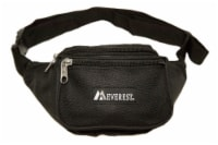 Everest Signature Small Waist Pack - Black