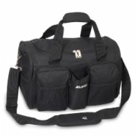 Everest Sports Duffel - Black
