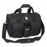 Everest Sports Duffel - Black - 1 ct