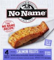 No Name Original Salmon Fillets