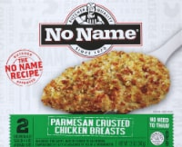 No Name Parmesan Chicken