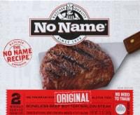 No Name Original Steaks