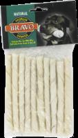 Bravo Natural Rawhide Sticks