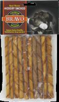 Bravo Hickory Smoked Rawhide Sticks