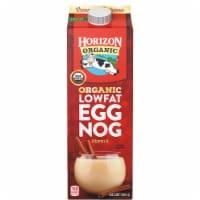 Horizon Organic Lowfat Egg Nog