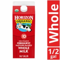 Horizon Organic Vitamin D Whole Milk