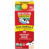 Horizon Organic DHA Omega-3 Vitamin-D Milk