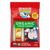 Horizon Organic Mozzarella String Cheese 6 Count