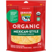 Horizon Organic Mexican Shredded Cheese