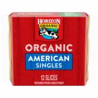 Horizon Organic American Cheese Singles 12 Count