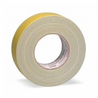 Nashua Duct Tape,Yellow,1 7/8 in x 60 yd,11 mil  398 - 1