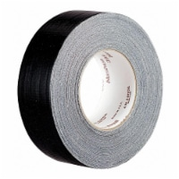 Nashua Duct Tape,Black,1 7/8 in x 60 yd,11 mil  398 - 1