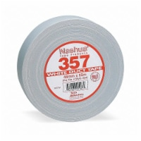 Nashua Duct Tape,White,2 13/16 in x 60yd,13 mil  357 - 1