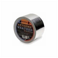 Nashua All Weather Foil Tape,72mm x 46m,Silver HAWA