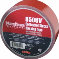 Nashua Duct Tape,Red,1 7/8 in x 60 yd,8.5 mil  850UV - 1