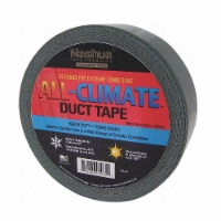 Nashua Duct Tape,Black,1 7/8 in x 60 yd,9 mil  ALL-CLIMATE - 1