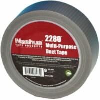 Nashua 2280 Multi-Purpose Duct Tape 48mm x 55m Silver - 1