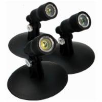Aquascape 84030 LED Pond & Landscape Spotlight Kit 3-Watt - G2 - 1