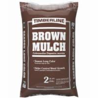 Timberline Mulch - Brown - 2 cu ft