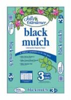 Jolly Gardener Slate Black Black Mulch 3 cu. ft. - Case Of: 1 - Count of: 1