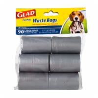 Glad For Pets Unscented Waste Bags