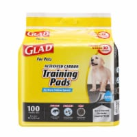 Glad Activated Charcoal Training Pads