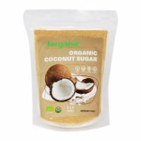 Organic Coconut Sugar 1 lb / 16 oz - Gluten-Free Vegan GMO-Free Paleo, Low Glycemic Index - 1