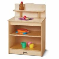 Jonti-Craft 2427JC Toddler Kitchen Cupboard - 28.5 x 20 x 15 in. - 1