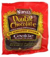 Nana's  Cookie   Double Chocolate