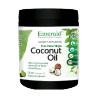 Fruitrients Organic Coconut Oil