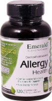 Emerald Labs Allergy Health Vegetable Caps