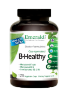 Emerald Labs CoEnzymated B Healthy Vegetable Capsules