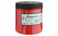 Jacquard Textile ColorFabric Paint  True Red