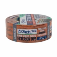 Blue Dolphin  1.88 in. W x 54.6 yd. L Orange  High Strength  Exterior Painter's Tape  1 pk - - Count of: 1