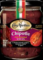 Casa Martinez Chipotle Salsa