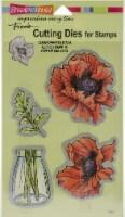 Stampendous Dies-Pretty Poppies - 1