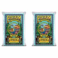 Foxfarm Ocean Forest Garden Potting Soil Bags 6.3-6.8 pH, 1.5 Cu Ft (2 Pack) - 1 Piece