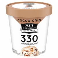 SO Delicious Cocoa Chip Non-Dairy Frozen Dessert