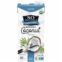 SO Delicious Dairy Free Organic Vanilla Coconutmilk - 32 fl oz