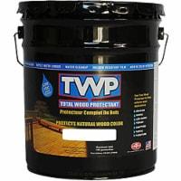 TWP WS-20 Pecan water-based series stain 5ga - 5 gallon each
