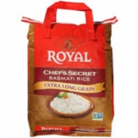 Royal Chefs Secret Extra Long Basmati Rice - 10 Lb (4.54 Kg) - 1 unit