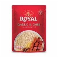 Royal Ghee & Garlic Seasoned Basmati Rice