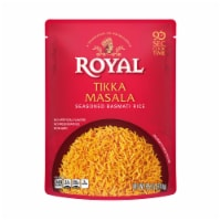 Royal Tikka Masala Seasoned Basmati Rice