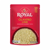Royal Cilantro Lime Seasoned Basmati Rice