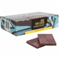 Keto Milk Chocolate Mini Bars by Edge - 24 Mini Bars - Keto Friendly, No GMO's - 24 Bars