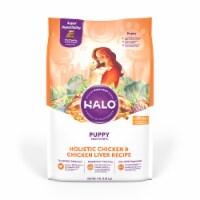 HALO Chicken & Chicken Liver Recipe Natural Dry Puppy Food