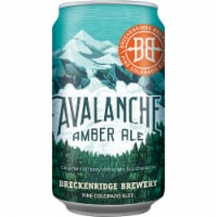Breckenridge Brewery Avalanche Amber Style Ale - 6 cans / 11.2 fl oz