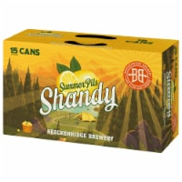 Breckenridge Brewery Mile High City Copper Lager Beer